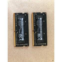 RAM, iMac DDR4 SO-DIMM, 2x4GB
